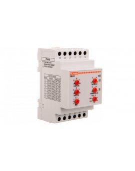 Przekaźnik kontroli prądu 1-fazowy 0, 02-16A 24-240V AC/DC 0, 1-30s PMA40240