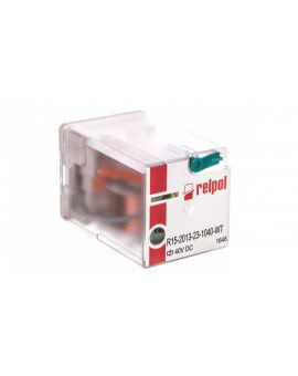 Przekaźnik przemysłowy 3P 10A 40V DC AgNi R15-2013-23-1040-WT 855313