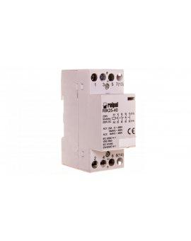 Stycznik modułowy 25A 4Z 0R 230V AC/DC RIK25-40-230 2608213