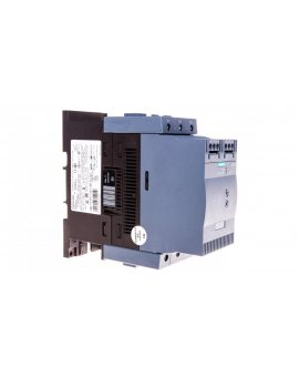 Softstart 3-fazowy 200-480VAC 80A 45kW/400V Uc=24V AC/DC S3 3RW3046-1BB04