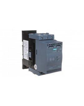 Softstart 3-fazowy 200-480VAC 106A 55kW/400V Uc=24V AC/DC S3 3RW3047-1BB04