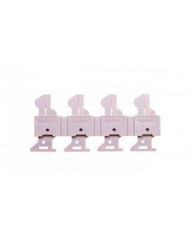 Zaślepka wkrętów dla 1-modułu do wyłączników DX3 (dostosowane do plombowania) 406304