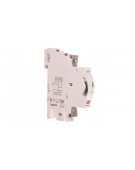 Styk pomocniczy 1P montaż boczny TX3/DX3 406252