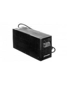 UPS POWER WALKER LINE-INTERACTIVE 850VA 2x230V PL OUT, RJ11 IN/OUT USB, LCD VI 850 SE LCD