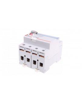 Wyłącznik różnicowoprądowy 4P 40A 0, 03A typ AC P304 TX3 411708