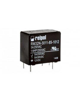 Przekaźniki miniaturowy 1P 5A 12V DC PCB RM32N-3011-85-1012 2615029