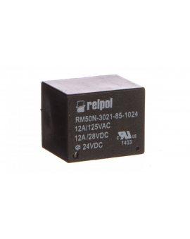 Przekaźnik miniaturowy 1Z 12A 24V DC PCB RM50N-3021-85-1024 2614660