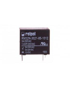 Przekaźniki miniaturowy 1Z 5A 12V DC PCB RM32N-3021-85-1012 2615022