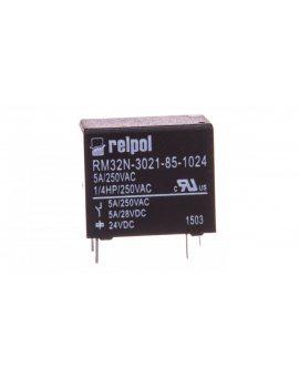 Przekaźniki miniaturowy 1Z 5A 24V DC PCB RM32N-3021-85-1024 2615024