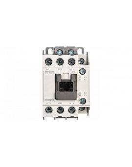 Stycznik mocy 9A 3P 24V DC 1Z 1R CTX3 416081