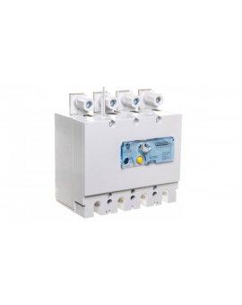 Blok różnicowoprądowy dolny 4P 0, 03-3A 0-3s 400A z sygnalizacją DPX3 630 026063
