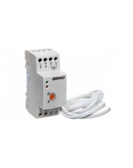 Wyłącznik zmierzchowy z czujnikiem 20A 230V 2-100lx OR-CR-219
