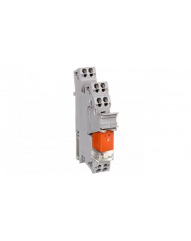 Przekaźnik przemysłowy z podstawką 1P 16A 24V DC AgNi 788-304