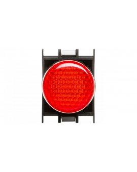 Lampka sygnalizacyjna 100-250V AC/DC czerwona T0-B0K0XK