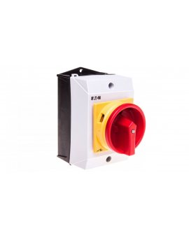 Łącznik krzywkowy 0-1 3P 1Z 0R 20A w obudowie IP65 T0-2-15679/I1/SVB 207149