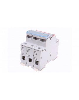 Rozłącznik bezpiecznikowy cylindryczny 3P 10x38mm RB338 005838