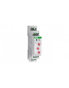 Przekaźnik czasowy 2P 8A 0, 1sek-576h 230V AC, 24V AC/DC wielofunkcyjny PCS-519DUO