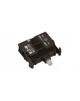 Oprawka z LED zielona 12-30V AC/DC M22-LED-G 216559