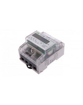 Licznik energii elektrycznej 3-fazowy zgodność z MID 63A 230/400V z wyświetlaczem LCD LE-02D