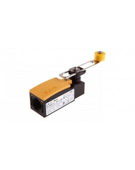 Wyłącznik krańcowy 1R 1Z wolnoprzełączający dźwignia o regulacją długości z rolką LS-11/RLA 266113