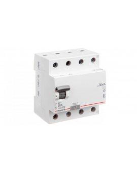 Wyłącznik różnicowoprądowy 4P 40A 0, 03A typ AC P304 RX3 402063