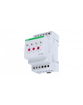Przekaźnik kontroli napięcia 3-fazowy 1P 10A 150-210/230-260V AC CP-730