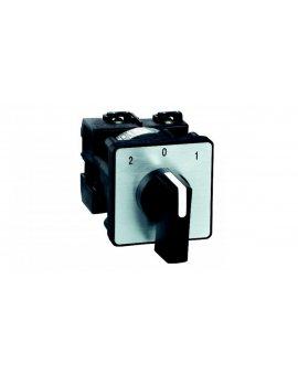 Przełącznik piórk. krzywkowy, 1-bieg., 45°, 12A, mocowanie śrubowe K1B001ULH