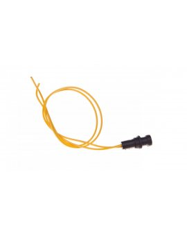 Lampka sygnalizacyjna 5mm żółta 230V AC/DC Klp5Y/230V 84505004