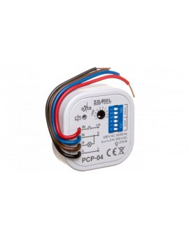 Przekaźnik czasowy 230V AC PCP-04 EXT10000088