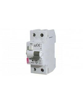 Wyłącznik różnicowo-nadprądowy 2P 10A B 0, 03A typ A KZS-2M 002173202