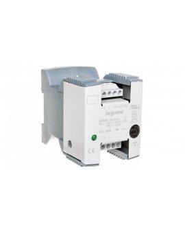 Zasilacz stabilizowany 1-fazowy z filtrem 230-400V/24VDC 1A 047021