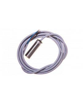 Czujnik indukcyjny M18 Sn=8mm 10-30V DC PNP 1Z 3-przewodowy (2m) BI8-M18-AP6X 4615030