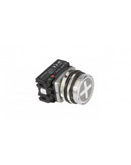 Wskaźnik położenia 30mm czerwono-zielony 24-230V AC/DC W0-NEF30WP CZ