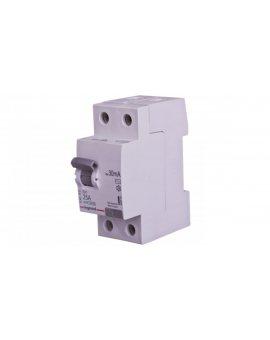 Wyłącznik różnicowoprądowy 2P 25A 0, 03A typ AC P302 RX3 402024