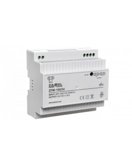 Zasilacz impulsowy TH-35 100W 24V DC ZPM-100/24 EXT10000213