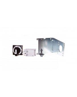 Napęd drzwiowy boczny lewa strona czarny NZM1-XSM-L 266663