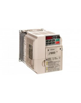 Falownik trójfazowy 380-480V 3, 0 kW 3x400V 6, 9A CIMR-JC4A0007BAA