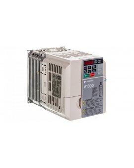 Falowniki wektorowy jednofazowe 200-240V AC 2, 2 kW 3x230V 9, 6A CIMR-VCBA0010BAA