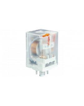 Przekaźnik przemysłowy 3P 10A 110V DC, dioda LED R15-2013-23-1110-WTL 804600
