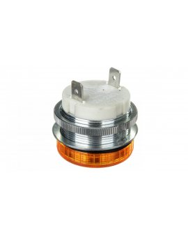 Lampka sygnalizacyjna 30mm żółta 24-230V AC/DC W0-LDW-D30H G