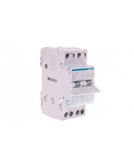 Przełącznik modułowy I-0-II 40A 2P SFT240