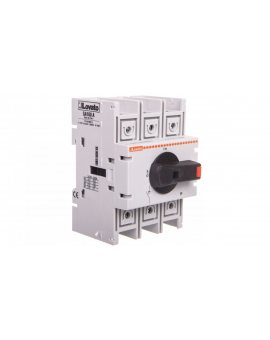 Rozłącznik izolacyjny 3P 160A GA160A