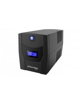 UPS POWERWALKER LINE-INTERACTIVE 2200VA STL FR 4x230V PL, RJ11/45 IN/OUT, USB VI 2200 STL FR