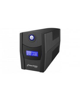 UPS POWERWALKER LINE-INTERACTIVE 600VA STL FR 2x230V PL, RJ11/45 IN/OUT, USB VI 600 STL FR