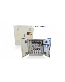 Bateria kondensatorów 115kVar 440V BKL-M-115/5