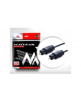 Przewód optyczny Toslink T-T ULTRA SLIM 5m Maclean MCTV-755 MCTV-755