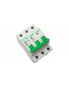 Wyłącznik nadprądowy C20 A 3P 415V SB6LC3P20A