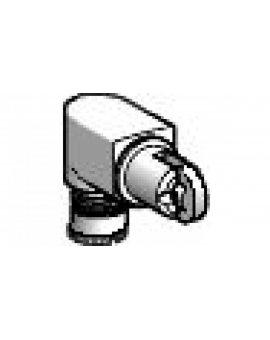 Głowica napędowa trzpień z rolką stalową boczny ZCE65