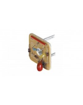 Wkładka elektroniczna do złacza zaworowego z wskaźnikiem zadziałania (lampka jarzeniowa) GDME LG 230