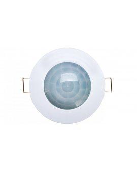 Czujnik ruchu 1200W 360 stopni do sufitów podwieszanych /regulacja soczewki czujnika/ biały OR-CR-207